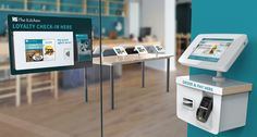 Not all restaurants need to have a self-service POS kiosk. But every restaurant will utilise some form of technology. Customers can sign up to loyalty schemes, or browse new deals whilst others use entertainment tablets to surf the internet, or play games. Technology can provide new solutions, as well as replacing old systems. | imageHOLDERS