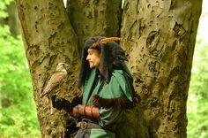 Der Falke und der Ritter