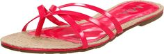 MIA Women's Preta Sandal -- Special  product just for you. See it now! : Slides sandals