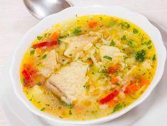 Ciorba de peste Yami Yami, Arabic Food, Pressure Cooker Recipes, Healthy Soup, Fish And Seafood, Soul Food, Carne, Food To Make, Health Fitness