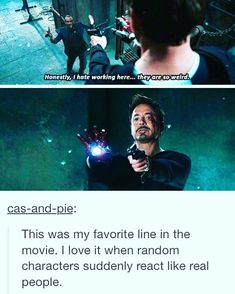Iron Man is a fictional superhero appearing in American comic books published by Marvel Comics. Marvel Jokes, Funny Marvel Memes, Dc Memes, Avengers Memes, Marvel Dc Comics, Marvel Heroes, Movie Memes, Movie Quotes, Marvel Universe