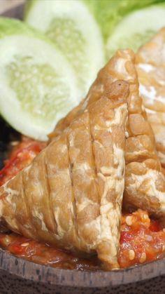 cooking tips - Tempe Penyet ~ Resep Sambal Recipe, Asian Recipes, Healthy Recipes, Malay Food, Good Food, Yummy Food, Malaysian Food, Indonesian Food, Diy Food
