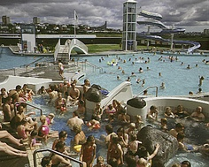 reykjavik spa city