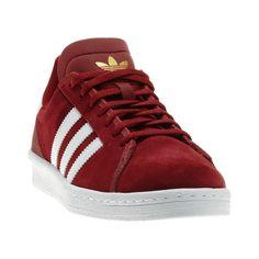 adidas Originals - Campus AS Cardinal Red/Metallic Gold/Running White Adidas Originals, The Originals, Adidas Samba, Metallic Gold, Skateboard, Adidas Sneakers, Street Wear, Lovers, Running