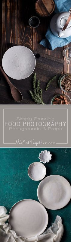 Like camera gear, I'm also a sucker for collecting props and food photography backgrounds. I unapologetically spend mass amounts of time and money hunting down the perfect ones to add to my collection.  so now that I have some new props to be proud of, it is a good time to answer that and share my love with lots of links to some of the wonderful crafty people who make this great stuff.