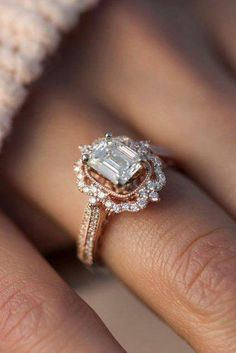 39 Vintage Engagement Rings With You Will Like
