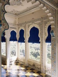 size: Photographic Print: The Shiv Niwas Palace Hotel, Overlooking the Lake, Udaipur, Rajasthan State, India by John Henry Claude Wilson : Artists India Architecture, Futuristic Architecture, French Architecture, Moroccan Interiors, Moroccan Decor, Moroccan Bedroom, Moroccan Lanterns, Moroccan Tiles, Indian Interior Design