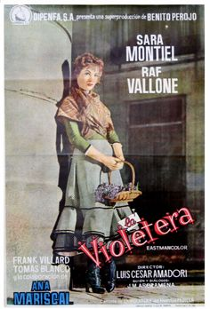 La violetera (1958) de Luis César Amadori - tt0052369