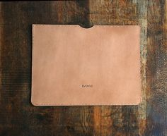 Items similar to Leather ipad case, Leather ipad sleeve, Leather sleeve, ipad sleeve on Etsy Men Accesories, Leather Accessories, Fashion Accessories, Macbook Sleeve, Ipad Sleeve, Leather Laptop Case, Innovative Ideas, Laptop Cases, Leather Crafts