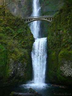 columbia river gorge and multnomah falls, near mt. hood nat'l park and portland.