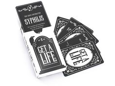 Get a Life Card Game on Behance