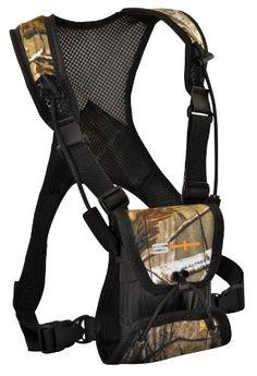 S4Gear LockDownX Binocular Harness (Realtree Camo) for us...