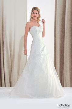 Robes de mariées Eglantine Créations - Boutique mariage Chemillé
