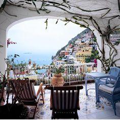 Hotels with balconies: Le Sirenuse, Positano, Italy