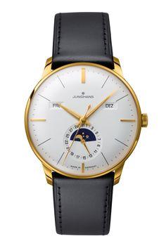 参照番号 027/7202.00 - 1936年以来、『Meister』はユンハンスのクラシックな時計製作の代名詞になっています。この伝統を受けて、現代の『Meister』ウオッチは精密さと品質意識への情熱によって生み出されています。