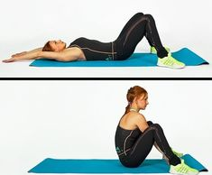 Get your sexiest body ever without,crunches,cardio,or ever setting foot in a gym Fitness Workouts, Yoga Fitness, Muscle Fitness, Easy Workouts, Health Fitness, Hiit, Cardio, Sixpack Workout, Pilates Workout
