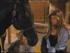 An architect (Ed Begley Jr.) reaches out to his wild teenage daughter (Ari Meyers), put to work at a ranch for disabled children. Cast: Ed Begley Jr. Ed Begley, Mimi Rogers, Horse Movies, Teenage Daughters, Dark Horse, Horses, Videos, Youtube, Horse