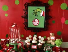 """The Grinch / Christmas/Holiday """"Merry Grinchmas!"""" 