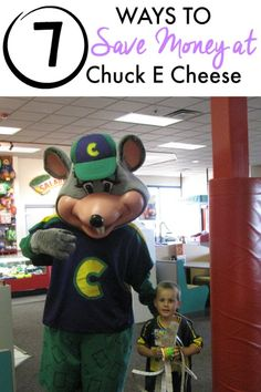 Tweet Do your children love playing at Chuck E. Cheese? It can be a fun place for them to blow off steam, get active, and enjoy a pizza while they are at it. But you may have noticed, all this …