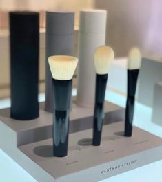 Add a precise touch to your makeup routine. Discover Westman Atelier's latest brush launch, exclusive to Barneys on #TheWindow and shop on Barneys.com. Beauty Makeup, Hair Beauty, Beauty Regimen, Hair Skin Nails, Face Framing, Perfect Skin, Makeup Routine, Luxury Beauty, Luxury Gifts
