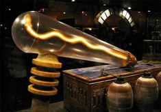 The Baghdad Battery. The Baghdad Bettery. is the name archaeologists attribute to the number of artifacts. in 1938 when Wilhelm König. Ancient Aliens, Aliens And Ufos, Ancient Egypt, Ancient History, Egyptian Temple, Egyptian Art, Egyptian Mythology, Baghdad Battery, Mystery Of History