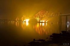 The Fort Rail Bridge , Edinburgh