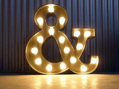 Deco lettres lumineuses - Lettre enseigne lumineuse ...