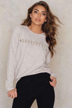 Tone mel sweater