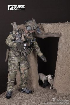 Small Soldiers, Toy Soldiers, Special Ops, Special Forces, Gi Joe, Airsoft, Chihuahua Mexico, Military Action Figures, Military Modelling
