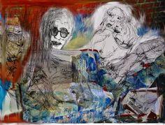 Painting and ...: Wo kommt meine Liebe her?... Tag Eins der Franz We...