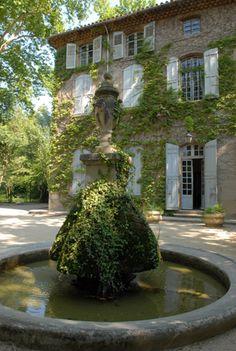 Bastide du Jas de Bouffan, Aix-en-Provence - former home of Paul Cezanne