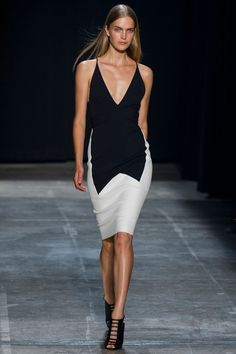 Narciso Rodriguez Spring 2013 RTW Collection - Fashion on TheCut