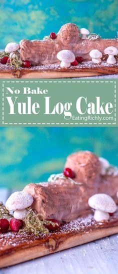 This easy no bake yu