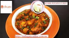 Garam Masala, Chana Masala, Aloo Curry, Potato Curry, Coriander Powder, Chapati, Red Chilli, Potato Recipes, Fine Dining