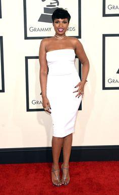 Grammy 2015: Jennifer Hudson
