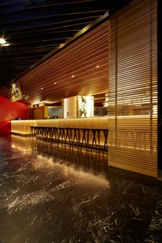 Bar Design | Interior Design | Night Club Design | Ippudo Sydney - Koichi Takkada Architects