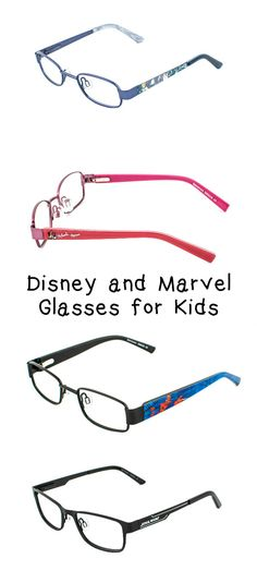 38c1ebf73ba7 New Range of Disney and Marvel Glasses for Kids at Specsavers
