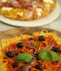 Rachel Khoo - Pasta Pizza - Bianca e Rossa