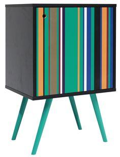 Armário 01 porta - Material MDF - h71 x L45 x p35 - OnLine Atelier - Loja Virtual - onlineatelier@hotmail.com - (54) 9165-9726