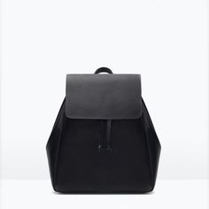 BACKPACK WITH FOLDOVER FLAP-TRF-NEW THIS WEEK | ZARA United States