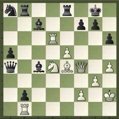 Susan Polgar Global Chess Daily News and Information - Daily Chess Improvement: Closing Out Chess Tactic!
