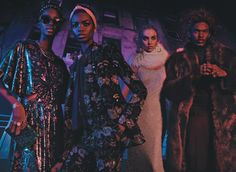 squad goals: irina, tami, alecia, amilna, ysaunny, maria, aamito, kayla, katie by steven klein for w may 2016 | visual optimism; fashion editorials, shows, campaigns & more!