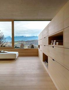 simplicity love: Germann House, Austria | marte.marte Architekten