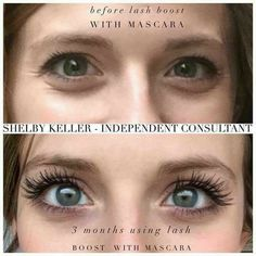 03a32fb4ddb ENHANCEMENTS Lash Boost with Biotin & Keratin for Long Eyelashes | Rodan  and Fields