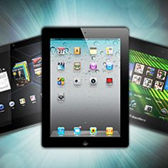 iPad Nabs 68 Percent of Tablet Market as Android Sales Tank