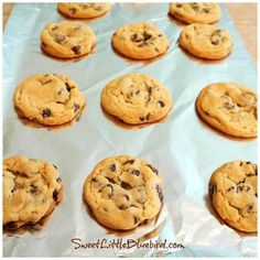 For my new readers, you may not know this, I'm married to a real cookie monster. I bake him chocolate chip cookies for birthdays, anniversaries, holidays…any excuse for cookies, I'm baking them. Last summer while I was in Alaska visiting my sister, my husband made a batch of chocolate chip cookies on his own, following...Read More