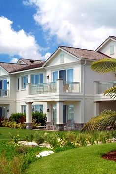 A one-hour flight from Miami, Grand Isle Resort & Spa is an all-villa getaway on Great Exuma. #Jetsetter
