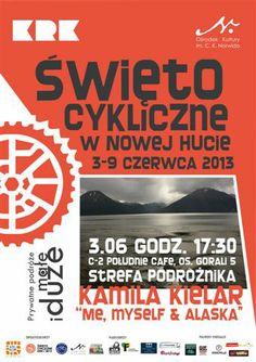 Czerwiec 2013 na Alasce z Kamilą Kielar.