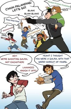 *Whispers* -Voltron has taken over my life- This book is just gonna be a whole bunch of Voltron related pics, text post, etc. [Beware of Klance] -SPOILERS- Hope you Enjoy.~ [A/N] Credits to the creators~ Voltron Klance, Voltron Memes, Voltron Comics, Voltron Fanart, Form Voltron, Voltron Ships, Hunk Voltron, Samurai, Fandoms