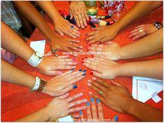O que é Blogagem Coletiva de #Esmaltes